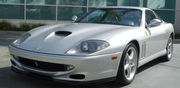 2000 Ferrari 550 Base Coupe 2-Door